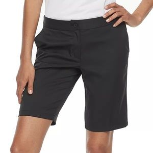 Nike Dri-fit UV Black Golf Shorts